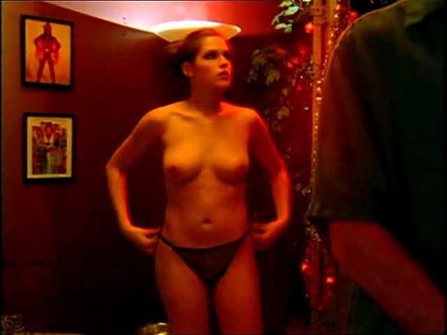 Amanda Righetti tetas 1