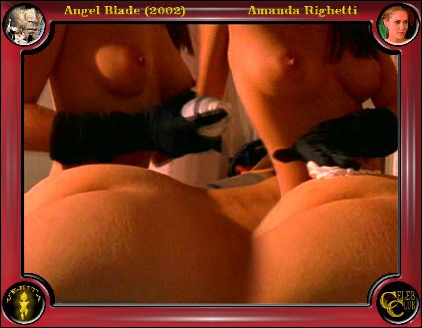 Amanda Righetti vídeos famosas
