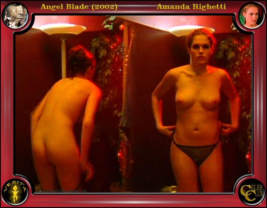 Amanda Righetti vídeos porno