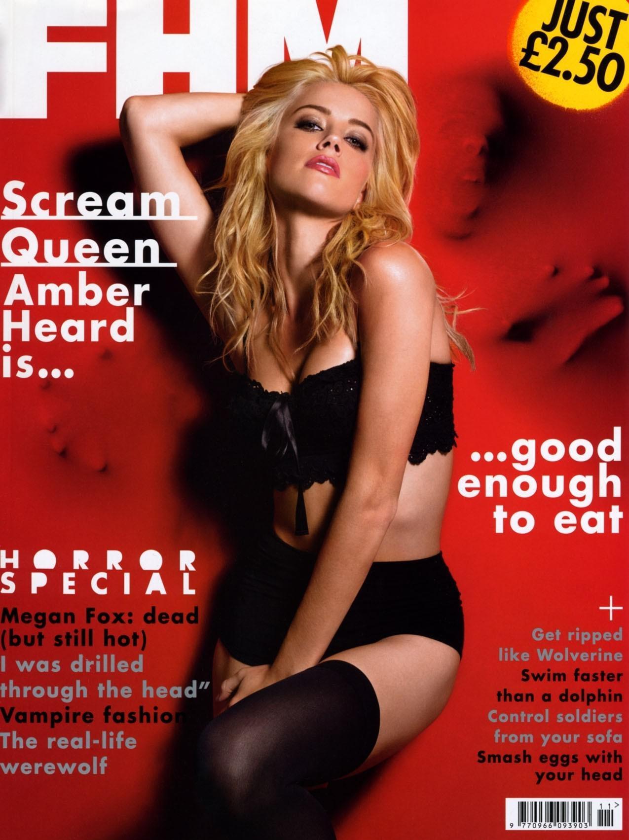 Amber Heard desnuda vídeo 1