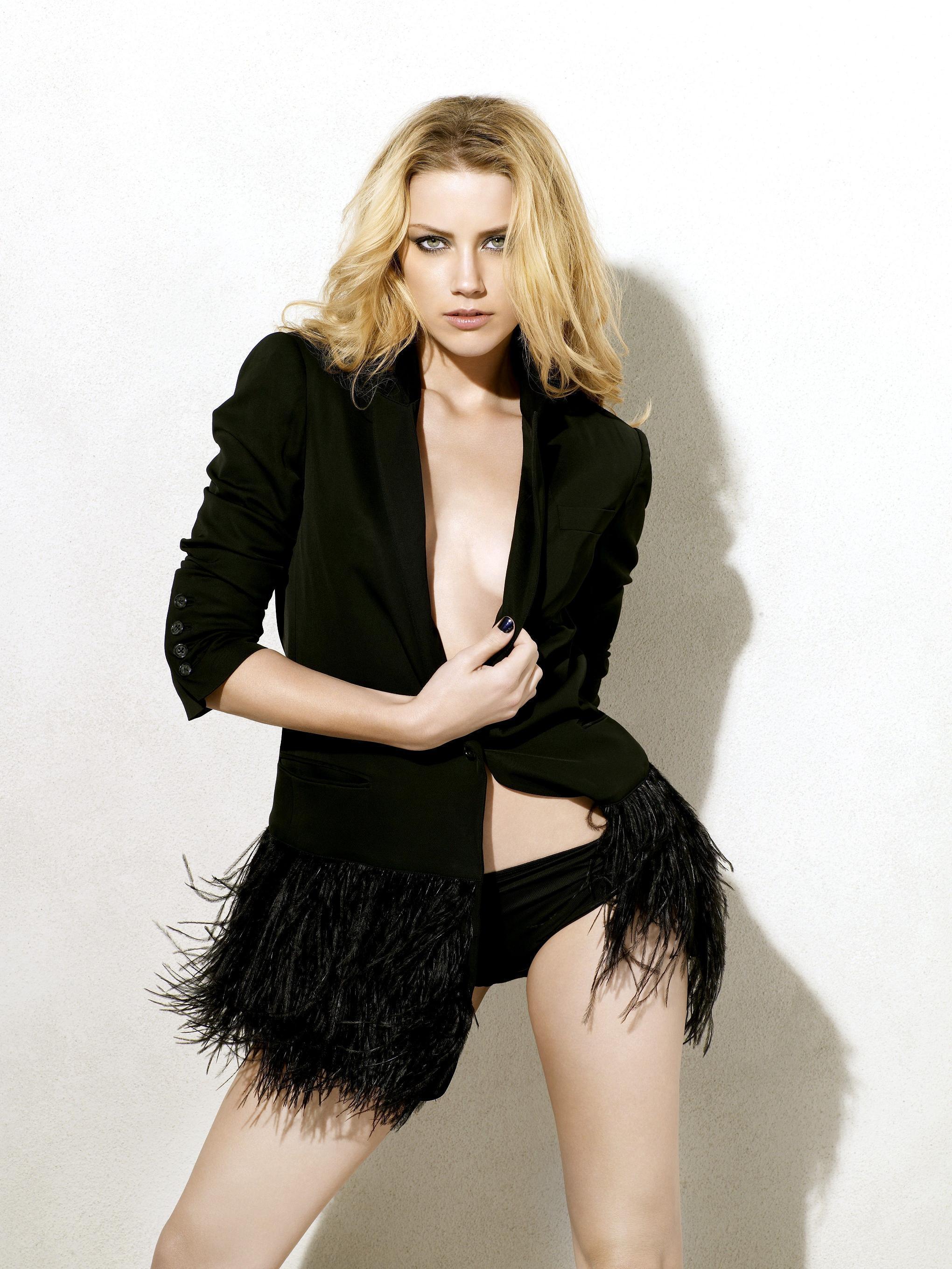 Amber Heard dura