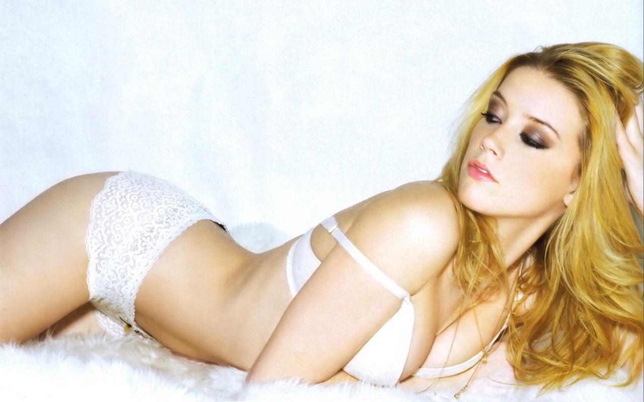 Amber Heard famosas desnudas follando