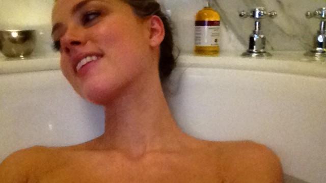 Amber Heard fotografia