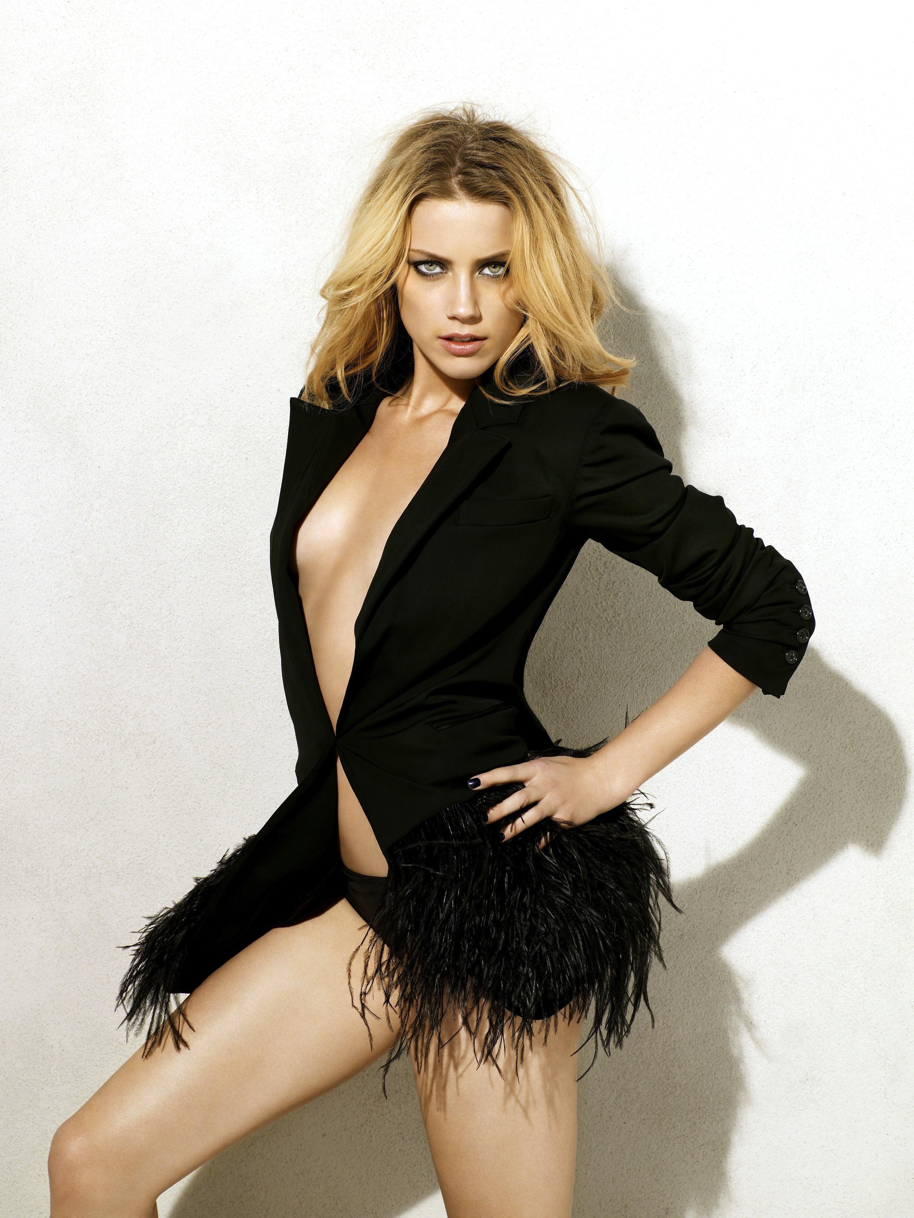 Amber Heard porno famosas