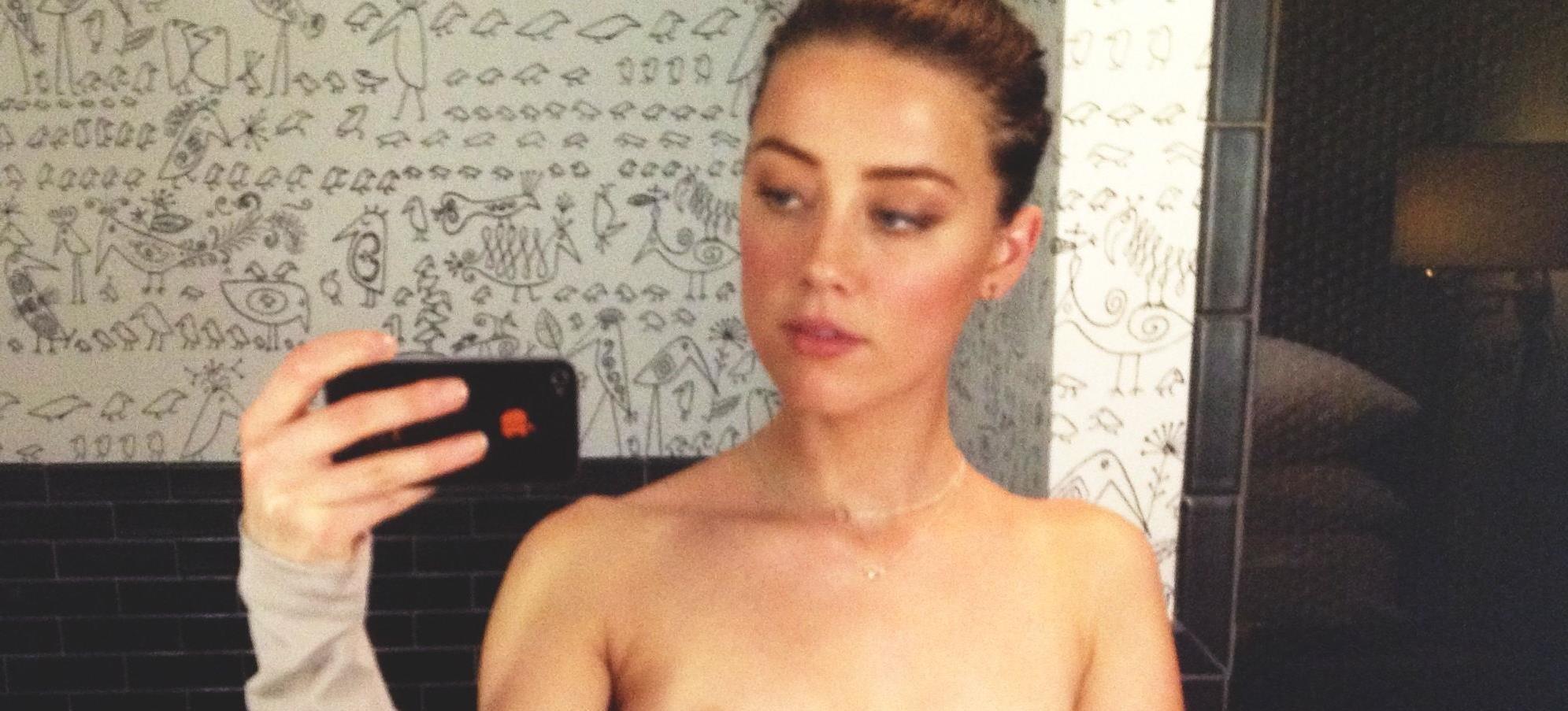 Amber Heard sexo en público 1