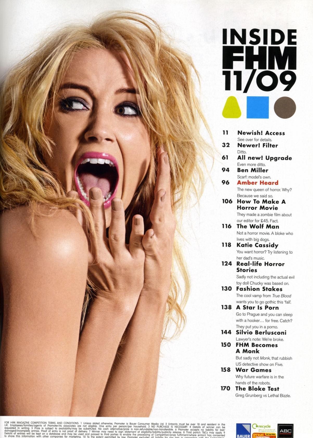 Amber Heard xxx vídeos 1