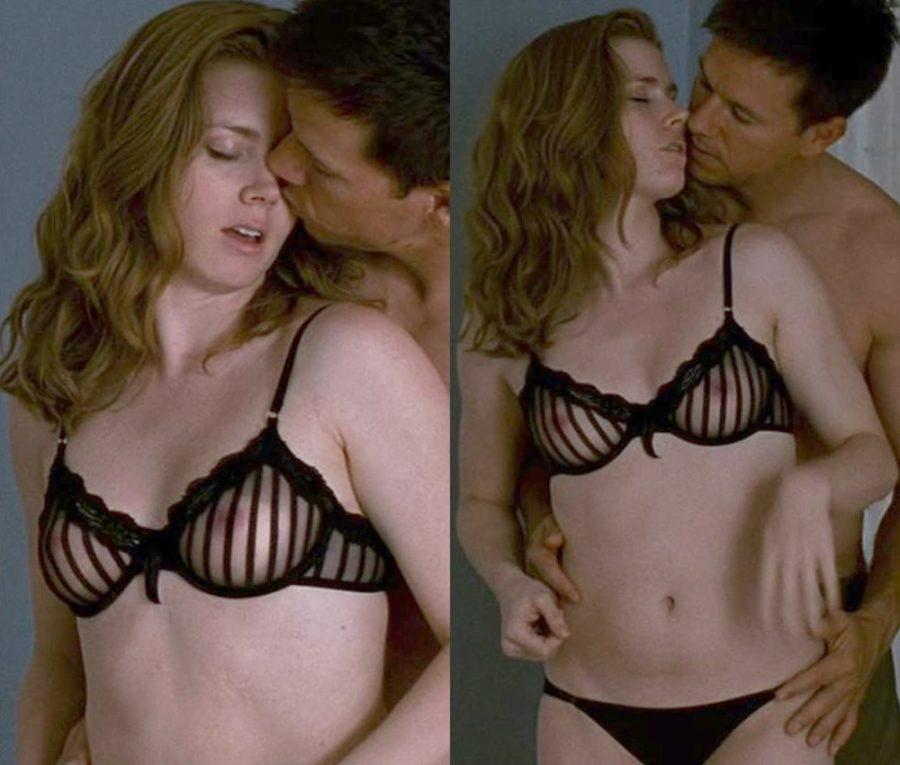 Asu Actriz Amy Adams Desnuda Fotos Y Vídeos