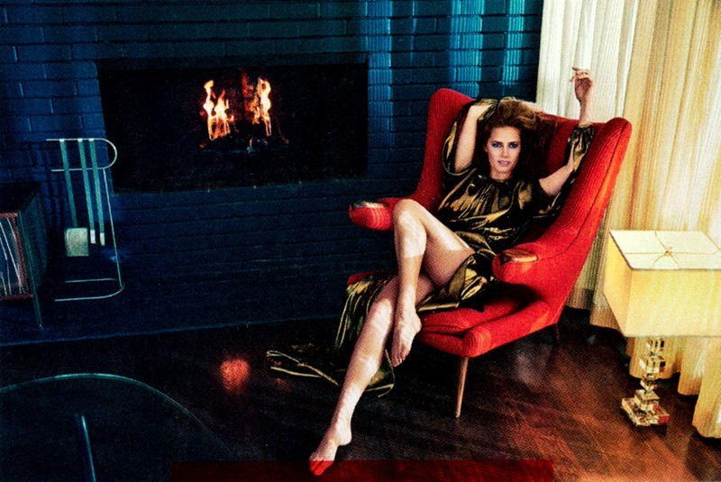 Amy Adams desnuda follando