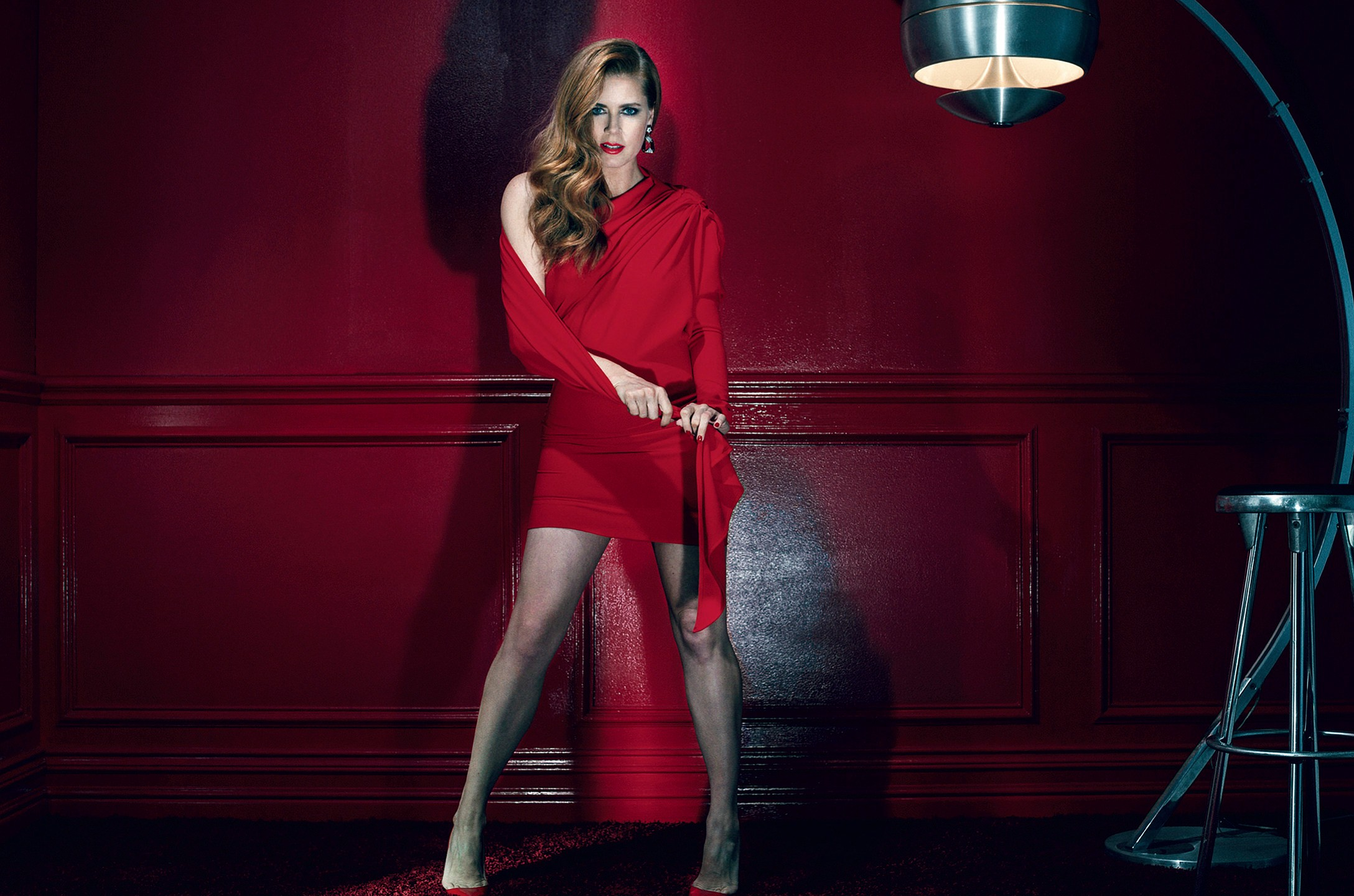 Amy Adams desnudarse