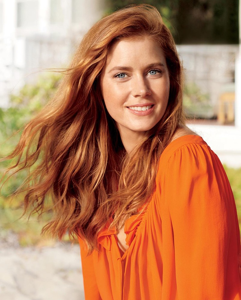 Amy Adams mostrando