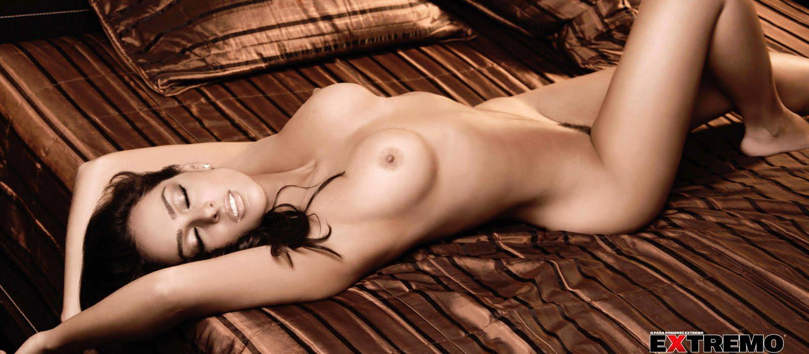 Andrea Garcia tetona