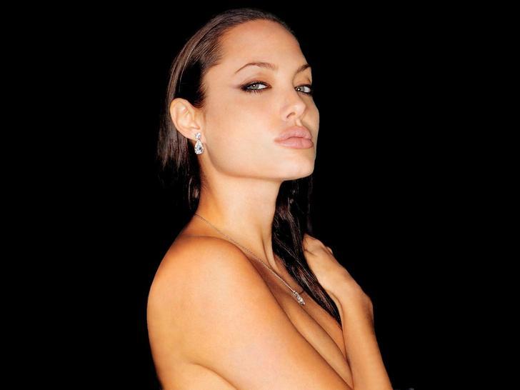Angelina Jolie fotografia