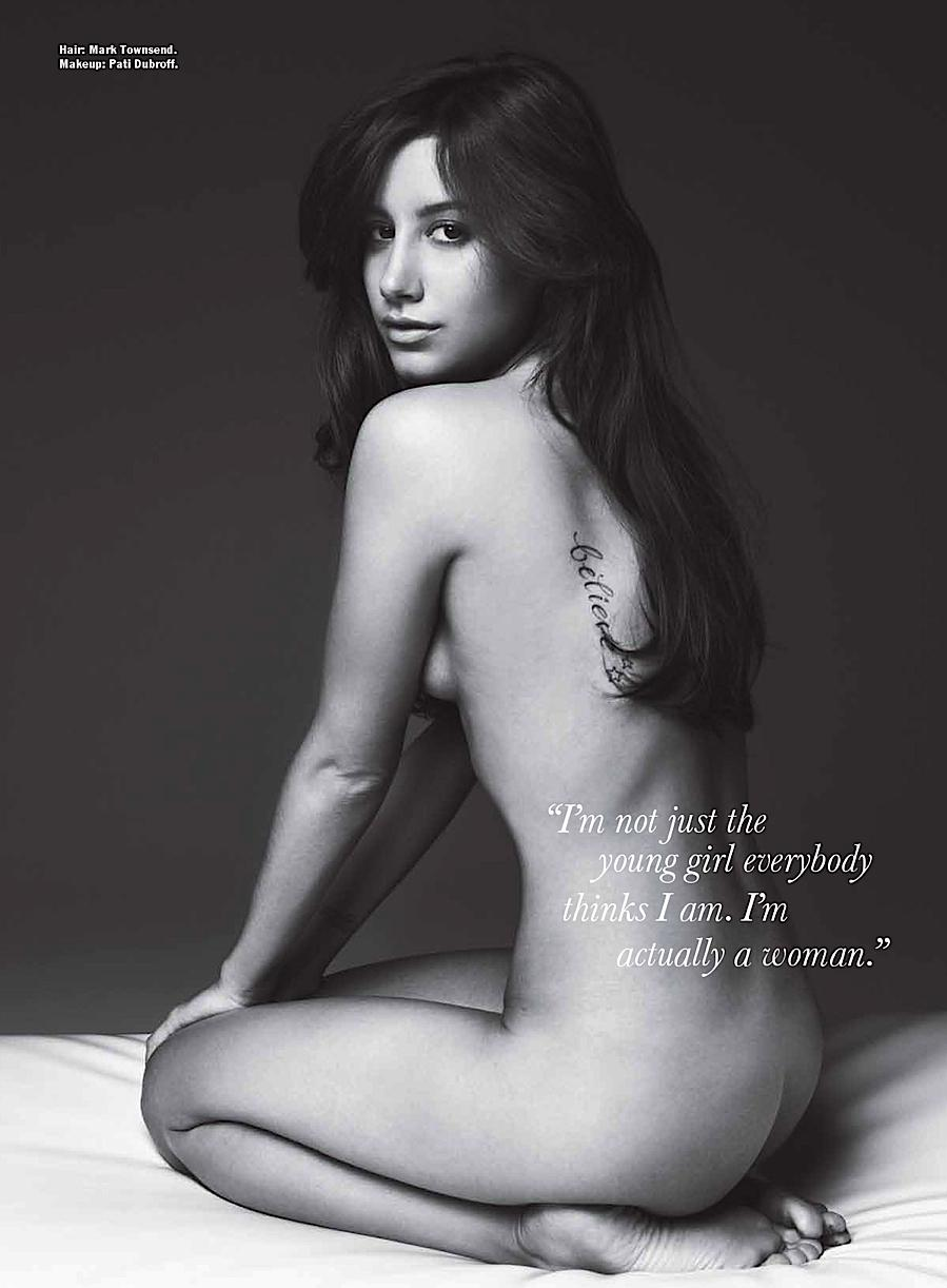 Ashley Tisdale famosas desnudas follando