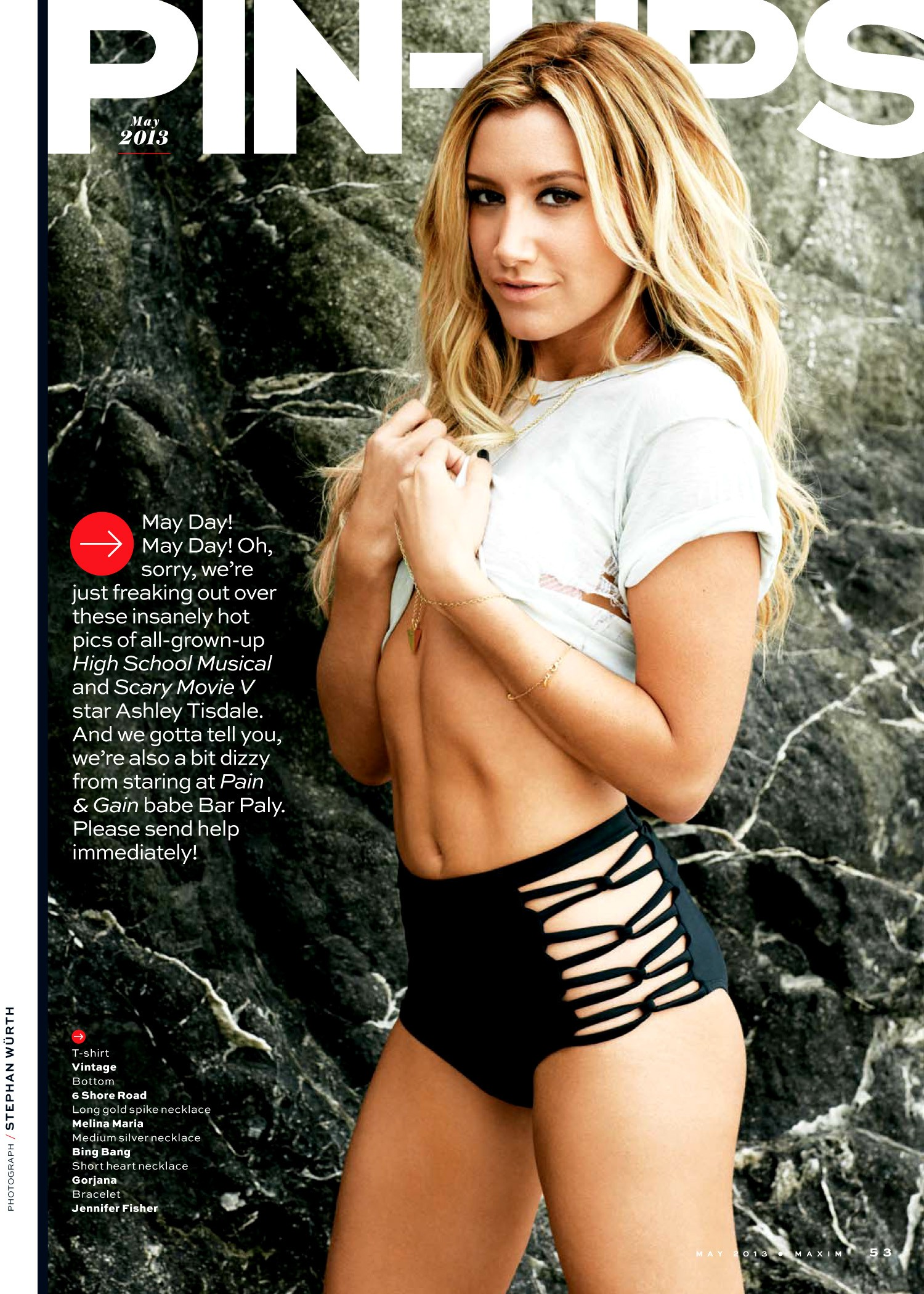 Ashley Tisdale famosas xxx