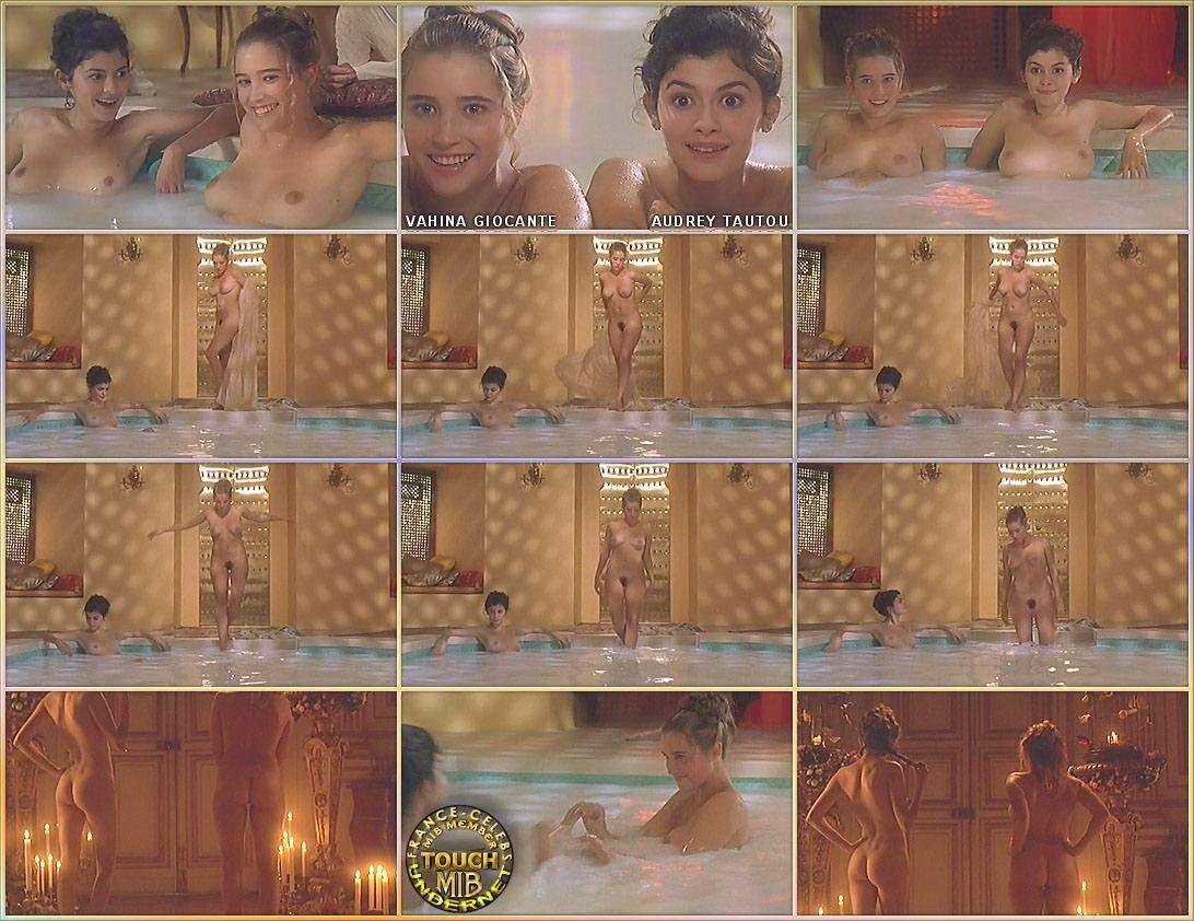 Audrey Tautou desnuda película