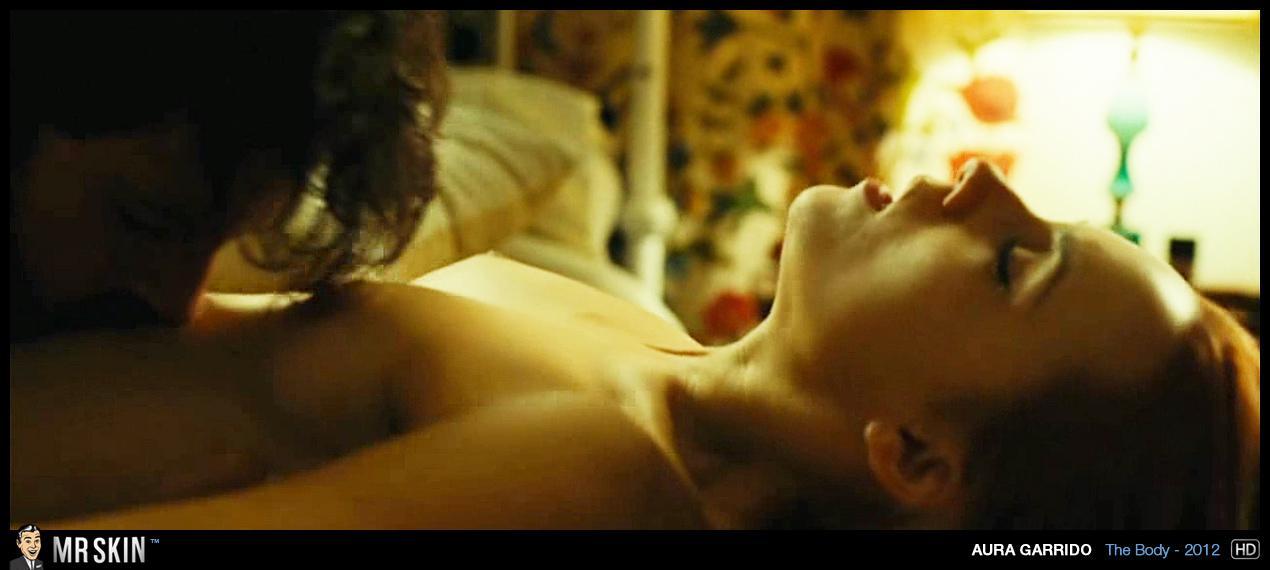 Aura Garrido desnuda sin censura