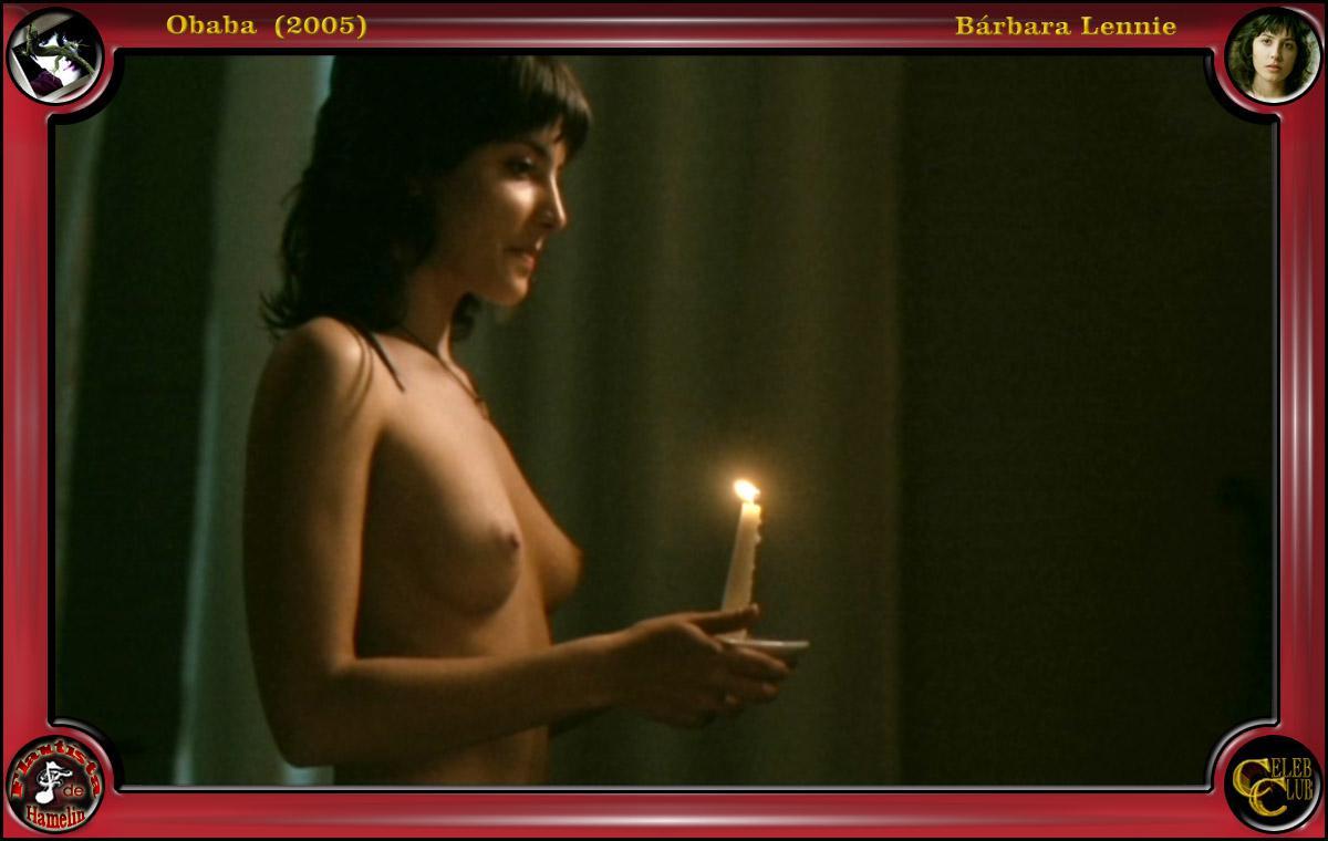Barbara Lennie desnuda