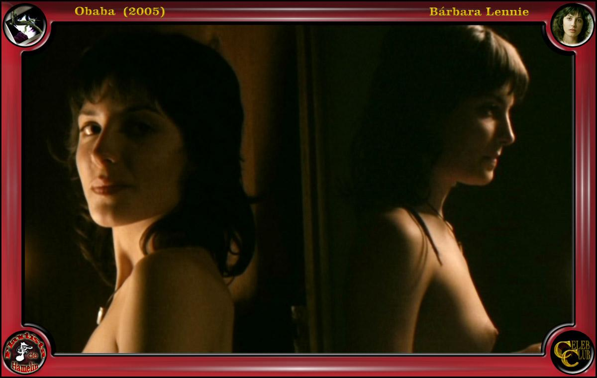 Barbara Lennie topless 1