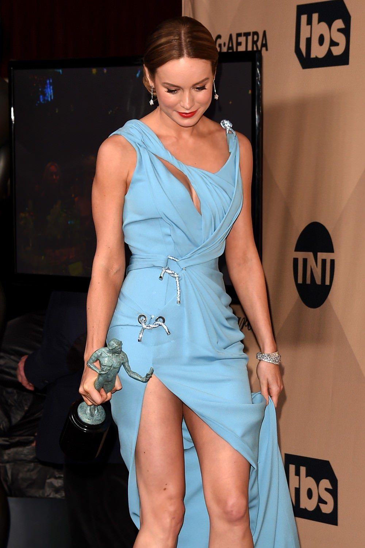 Brie Larson coño