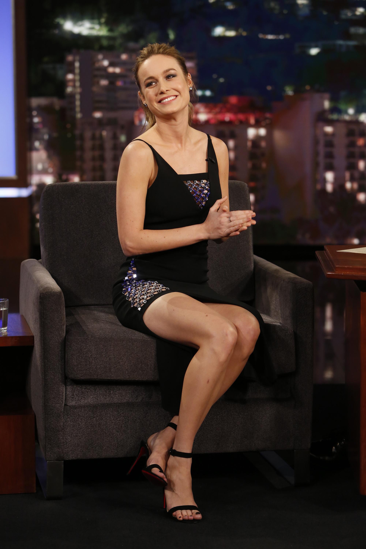 Brie Larson desnuda