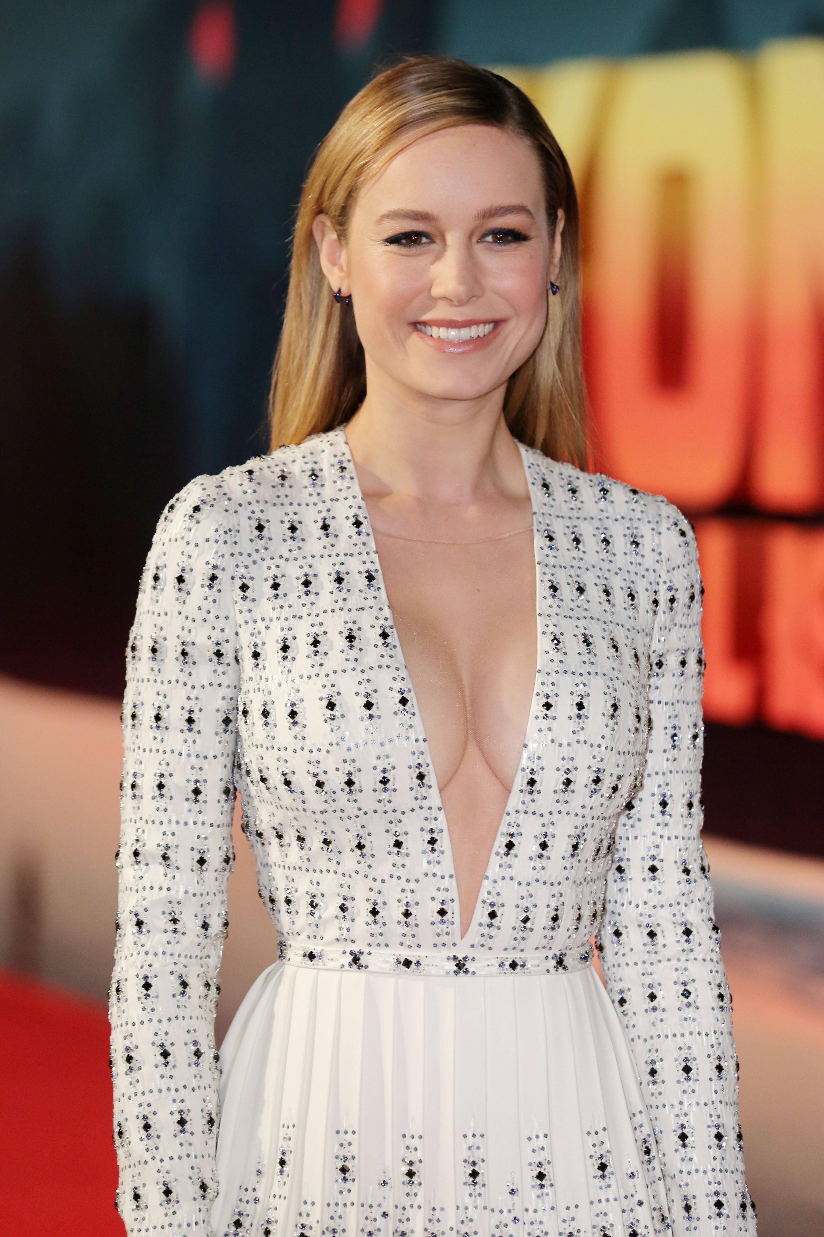 Brie Larson famosas modelos