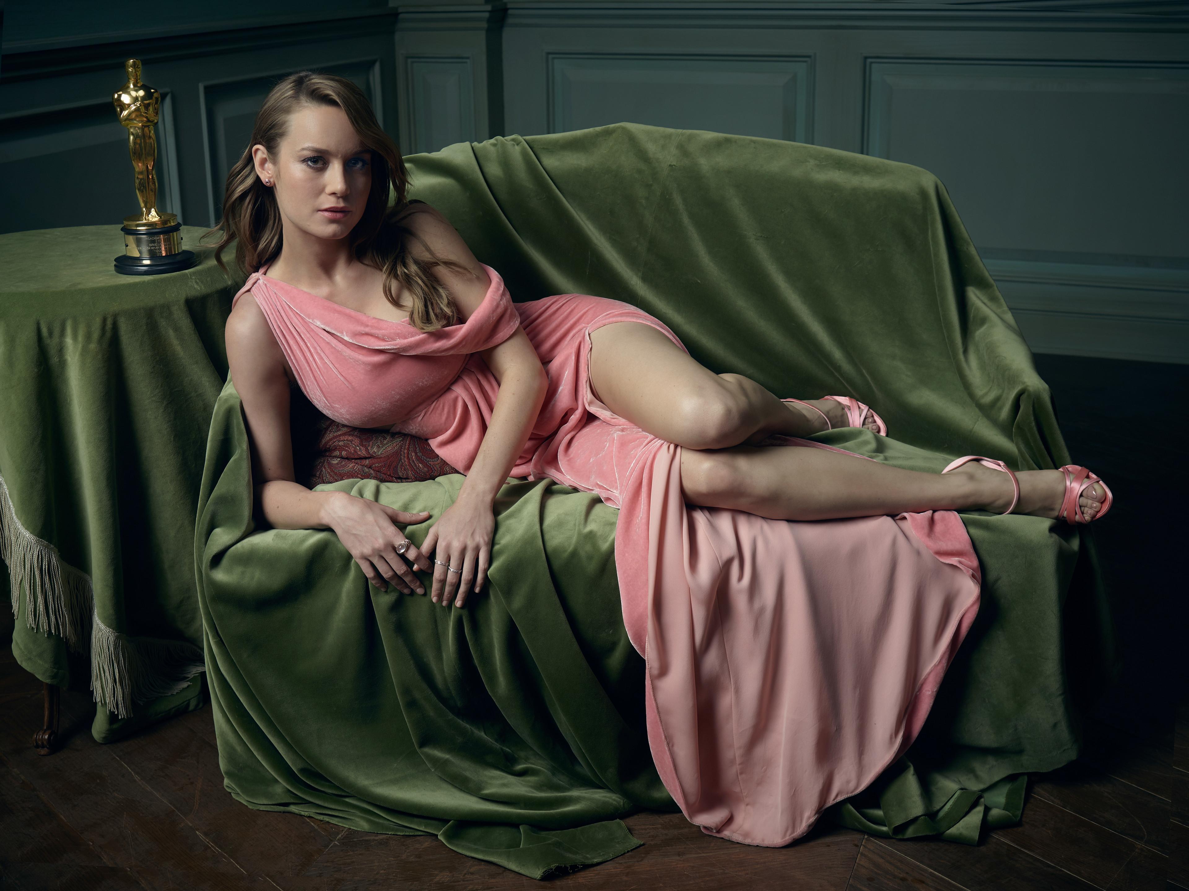 Brie Larson fotos calientes