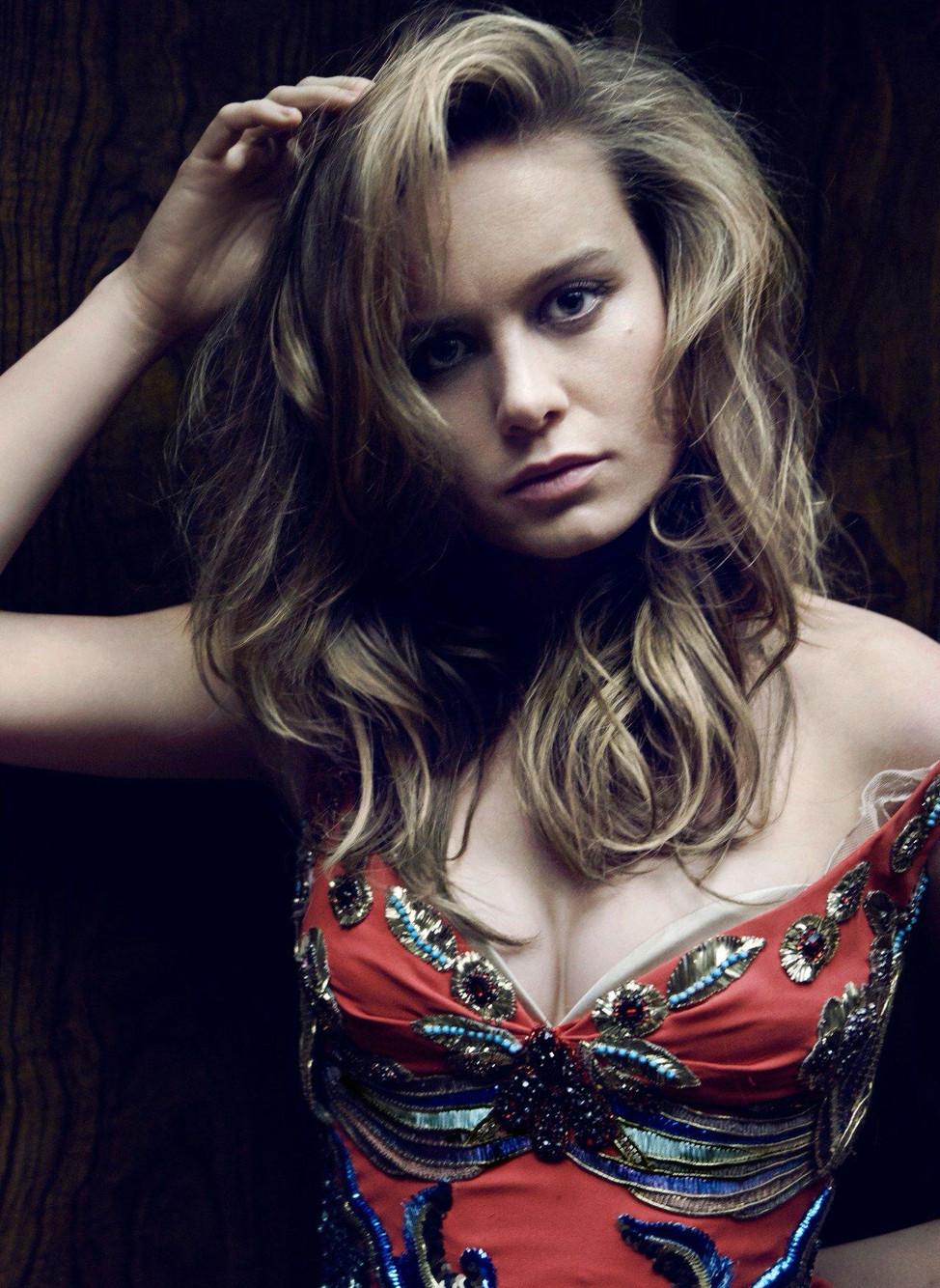 Brie Larson sexuales