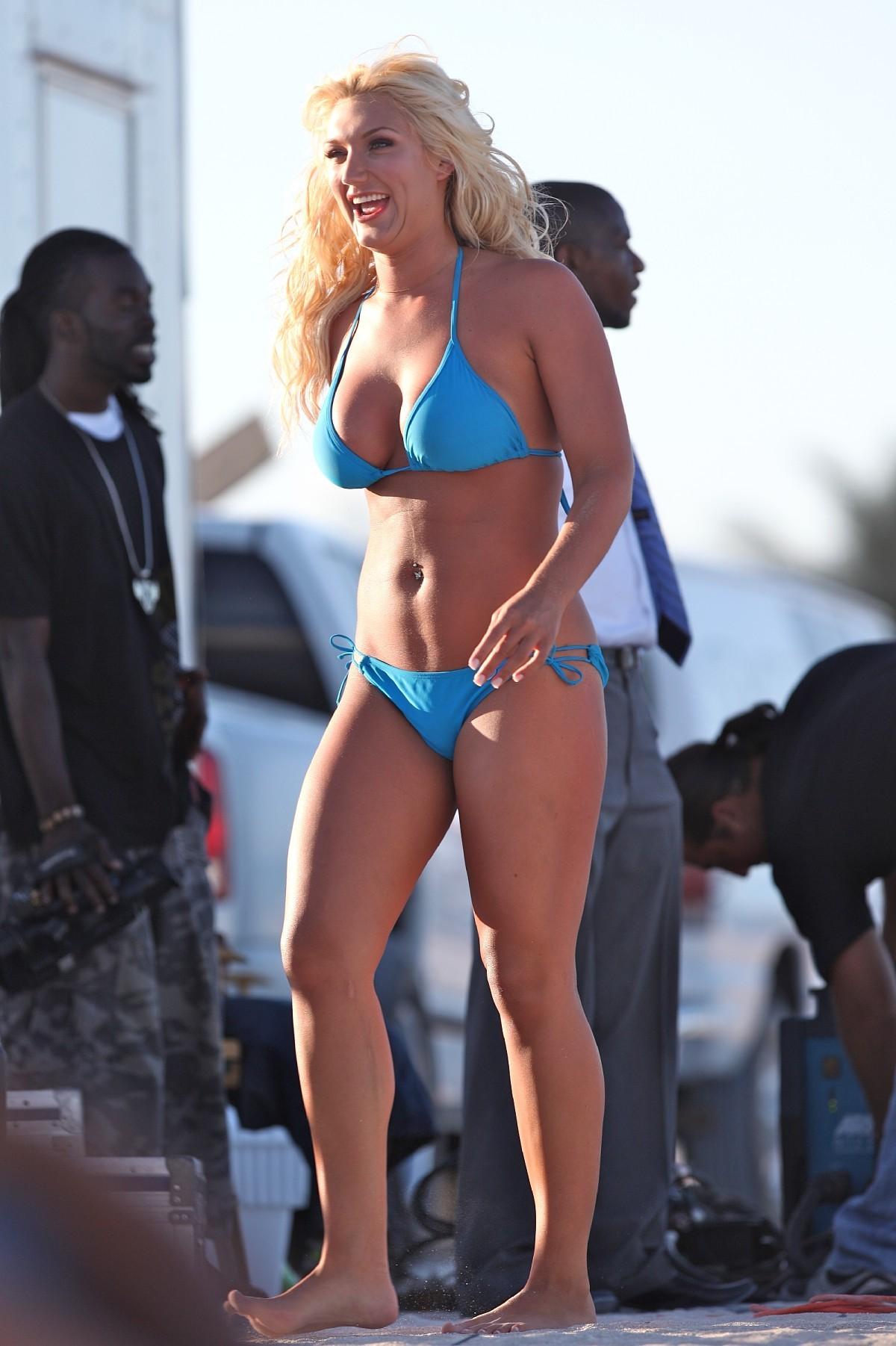 Brooke Hogan desnudos