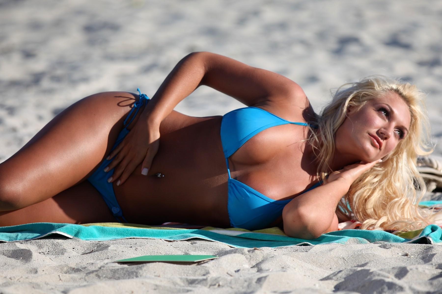 Brooke Hogan imagenes desnuda