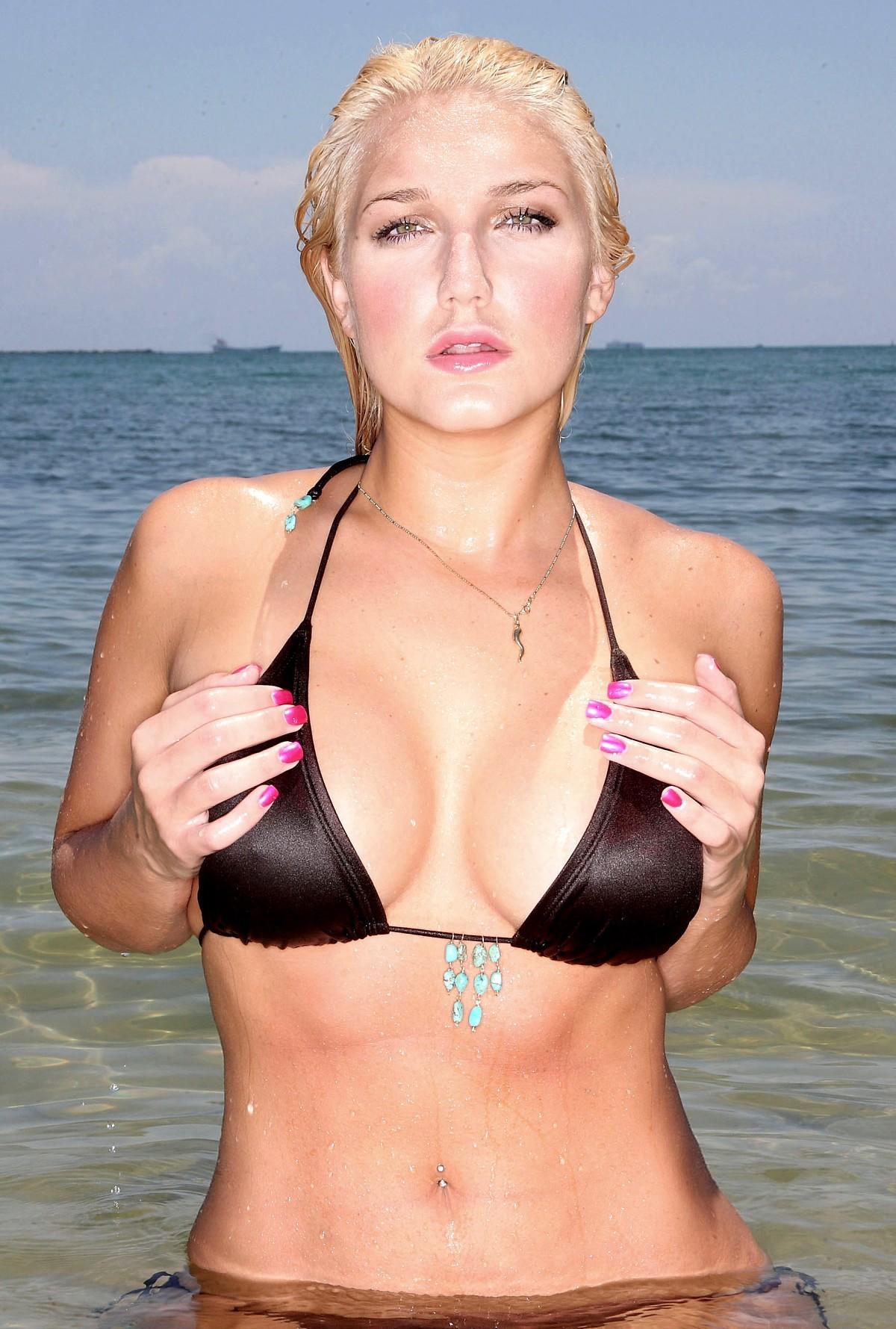 Brooke Hogan robados