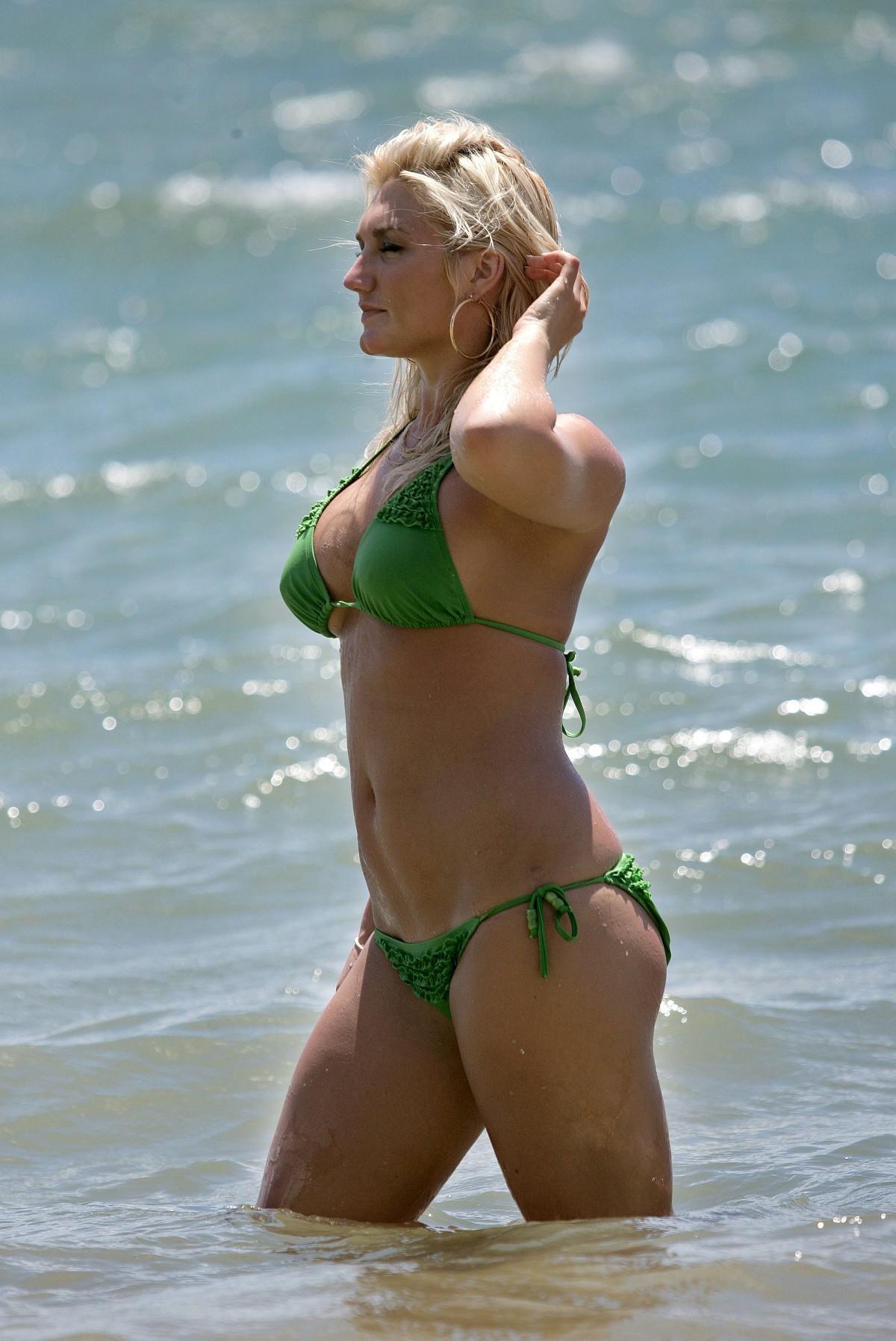 Brooke Hogan vídeos famosas