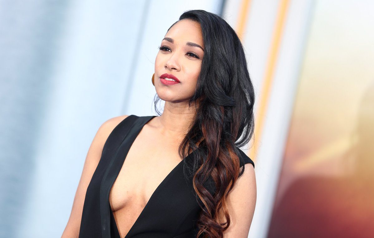 Watch Candice Patton video