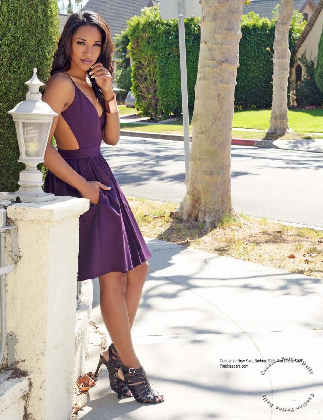 Candice Patton bella
