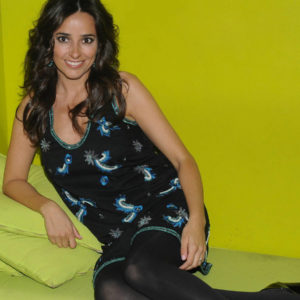 ¿Es verdad que Carmen Alcayde a posado desnuda? ¡Si!