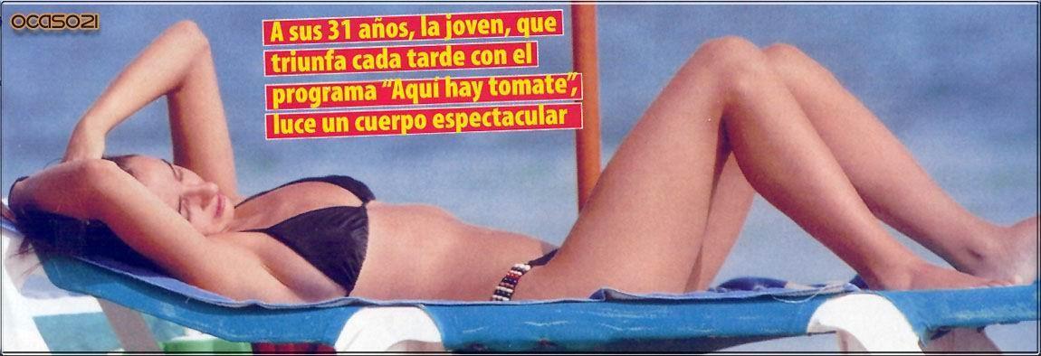 Carmen Alcayde desnudas