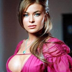 Carmen Electra desnuda — Imágenes, vídeos y grabaciones sexuales