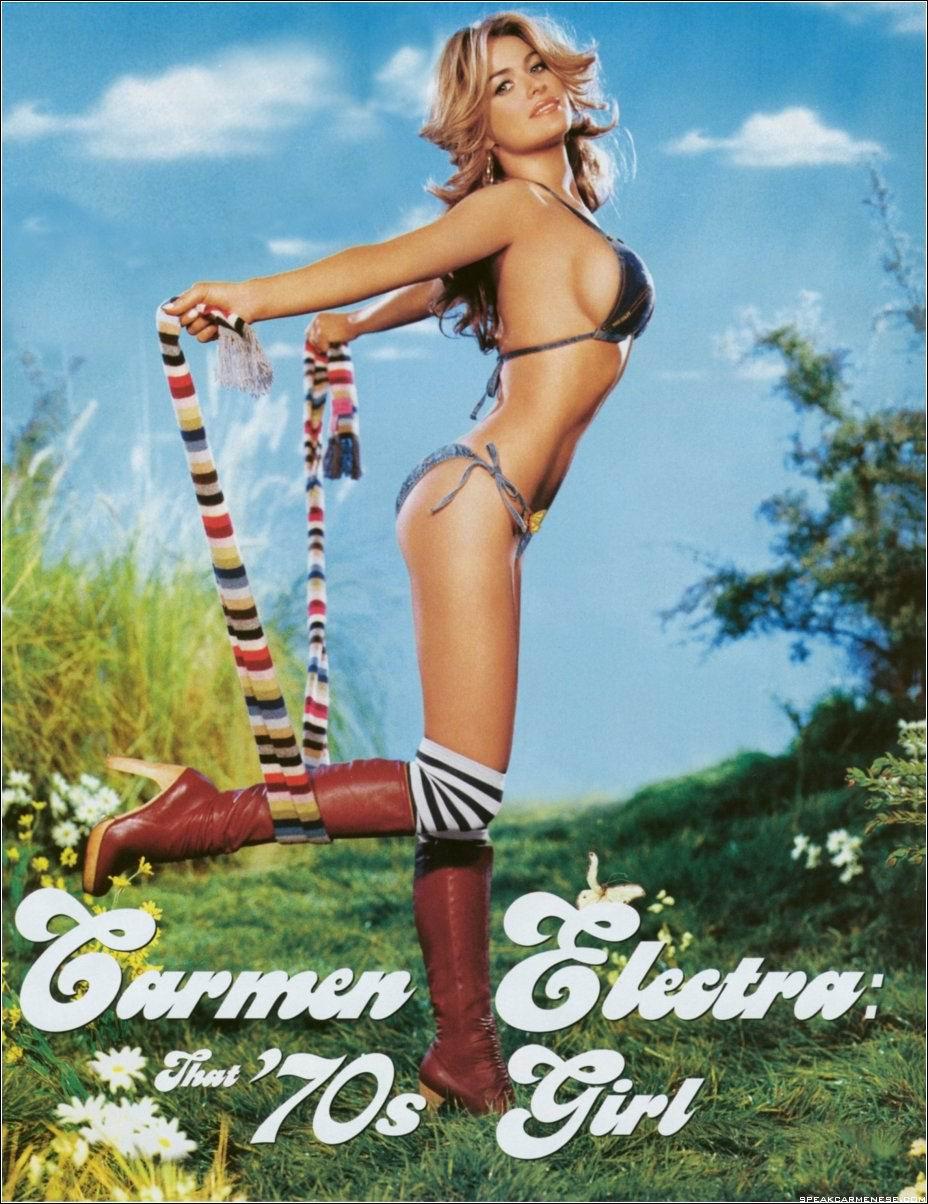 Carmen Electra escenas