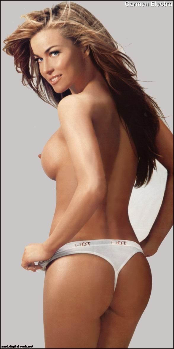 Carmen Electra fotos desnuda