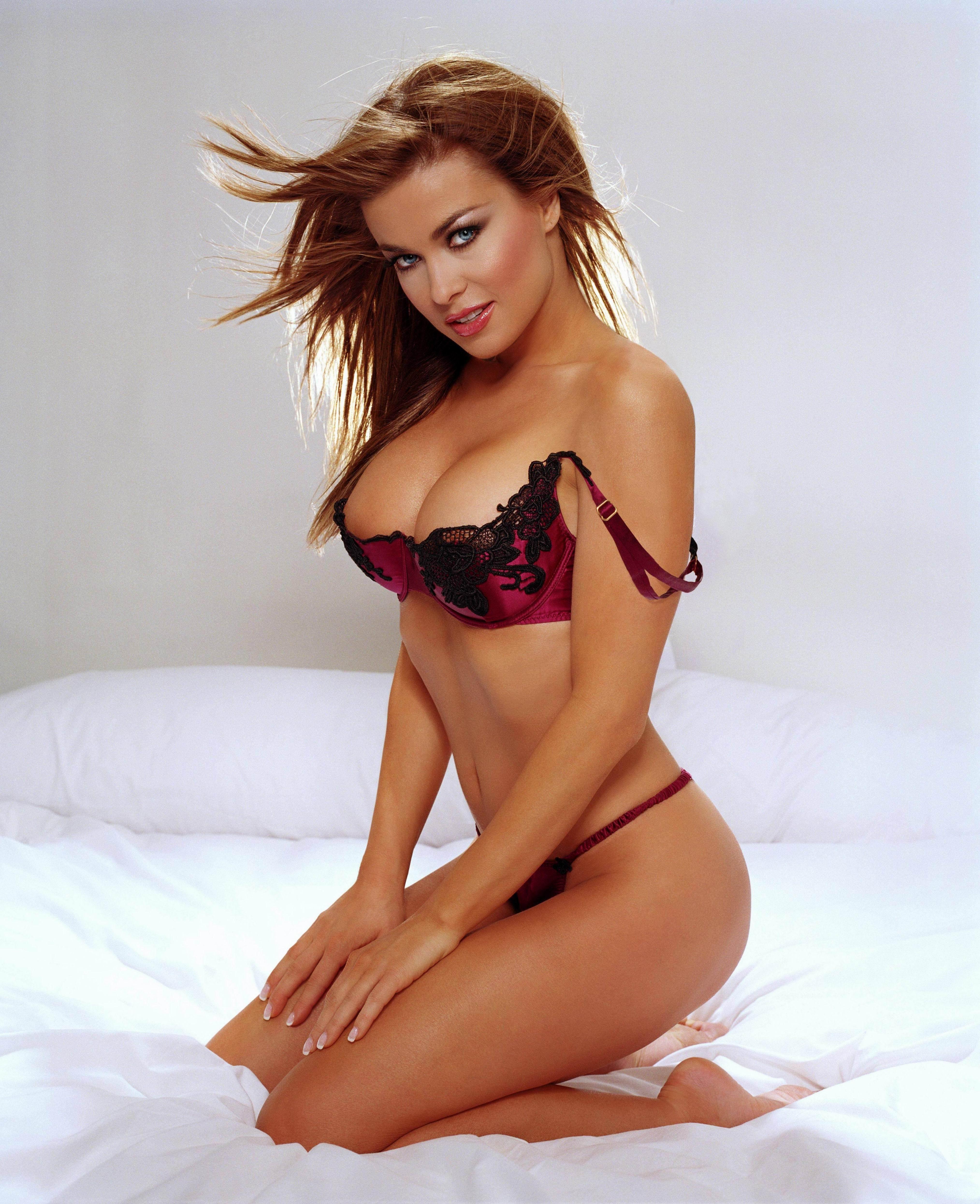 Carmen Electra guapas