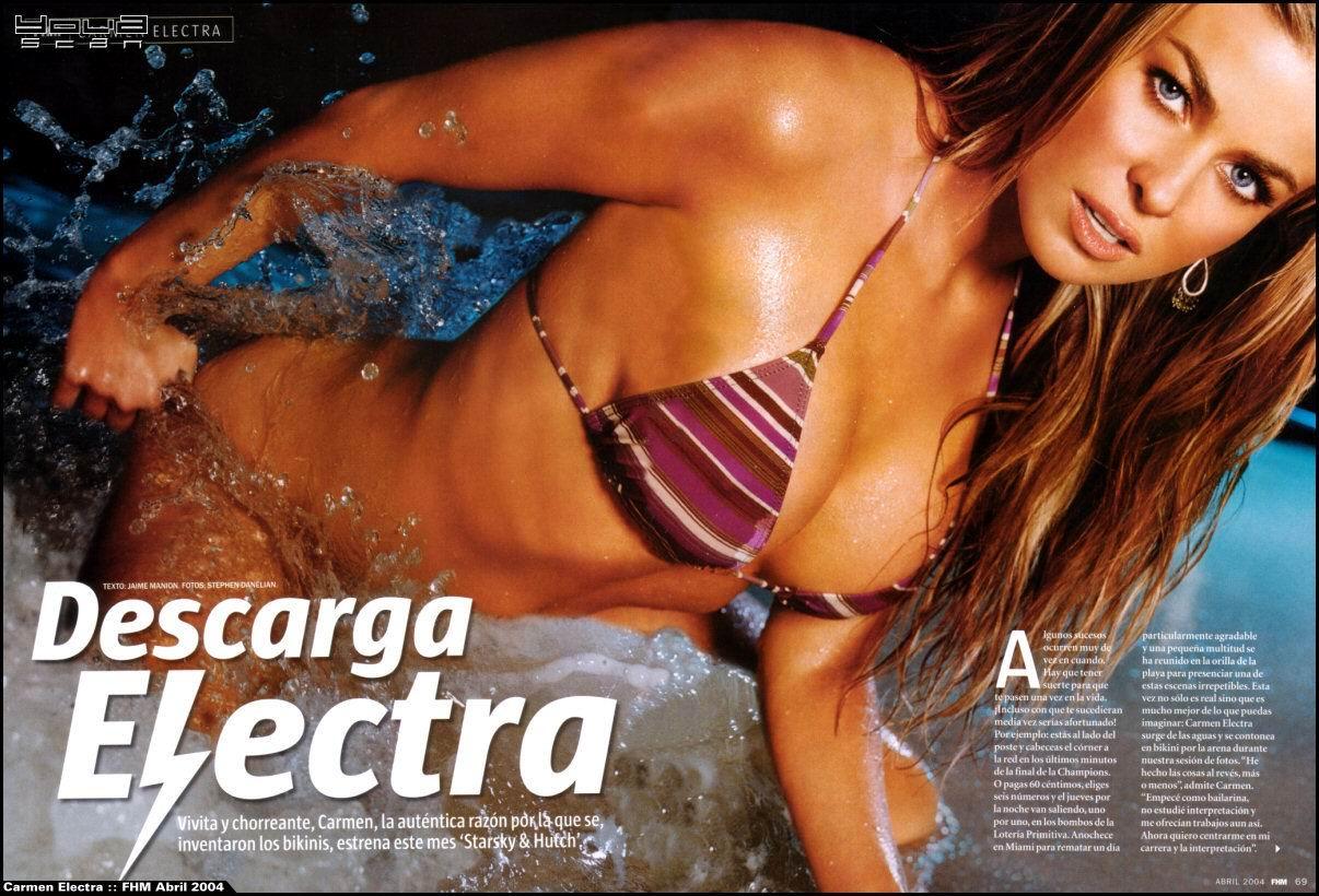 Carmen Electra sexo 1