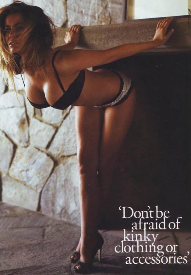 Carmen Electra vídeos porno