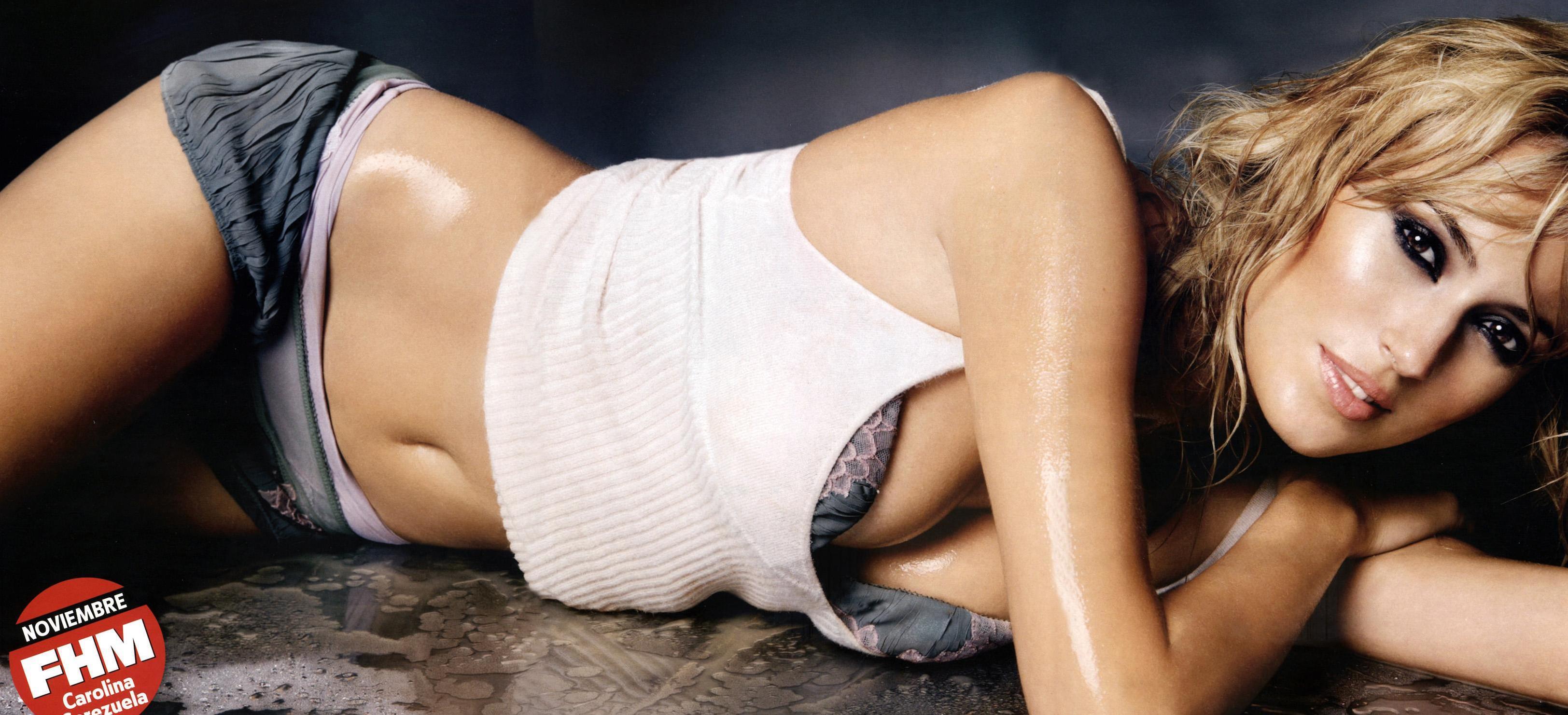 Carolina Cerezuela desnuda coño