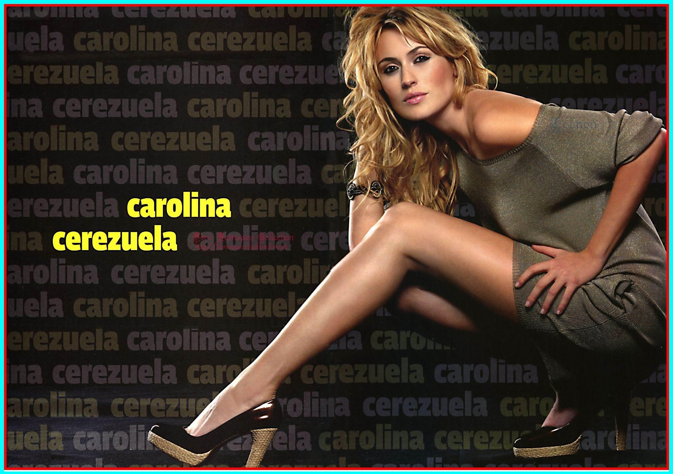Carolina Cerezuela sesión