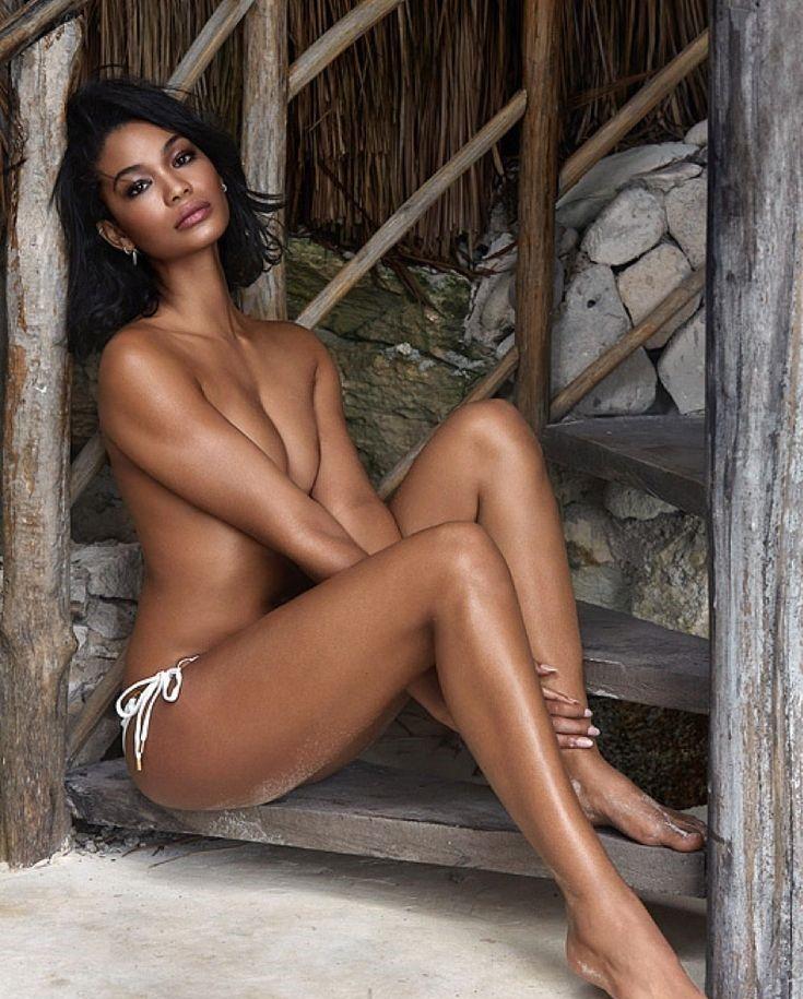 Filtradas Fotos íntimas De Chanel Iman Desnuda