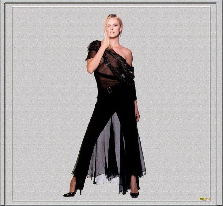 Charlize Theron eróticos 1