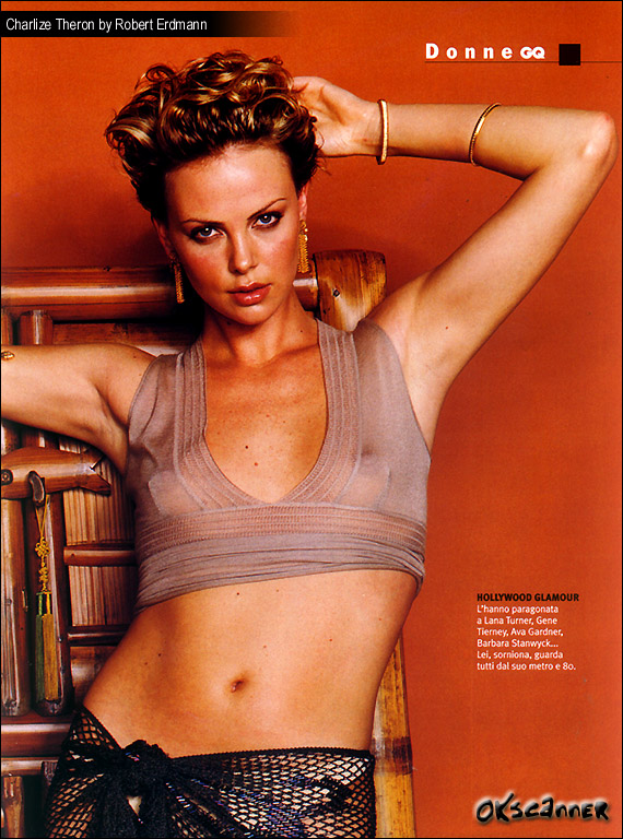 Charlize Theron imagenes mica