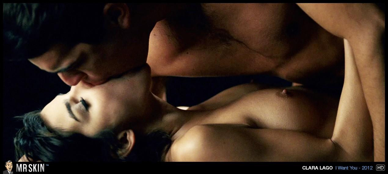 Clara Lago teniendo sexo