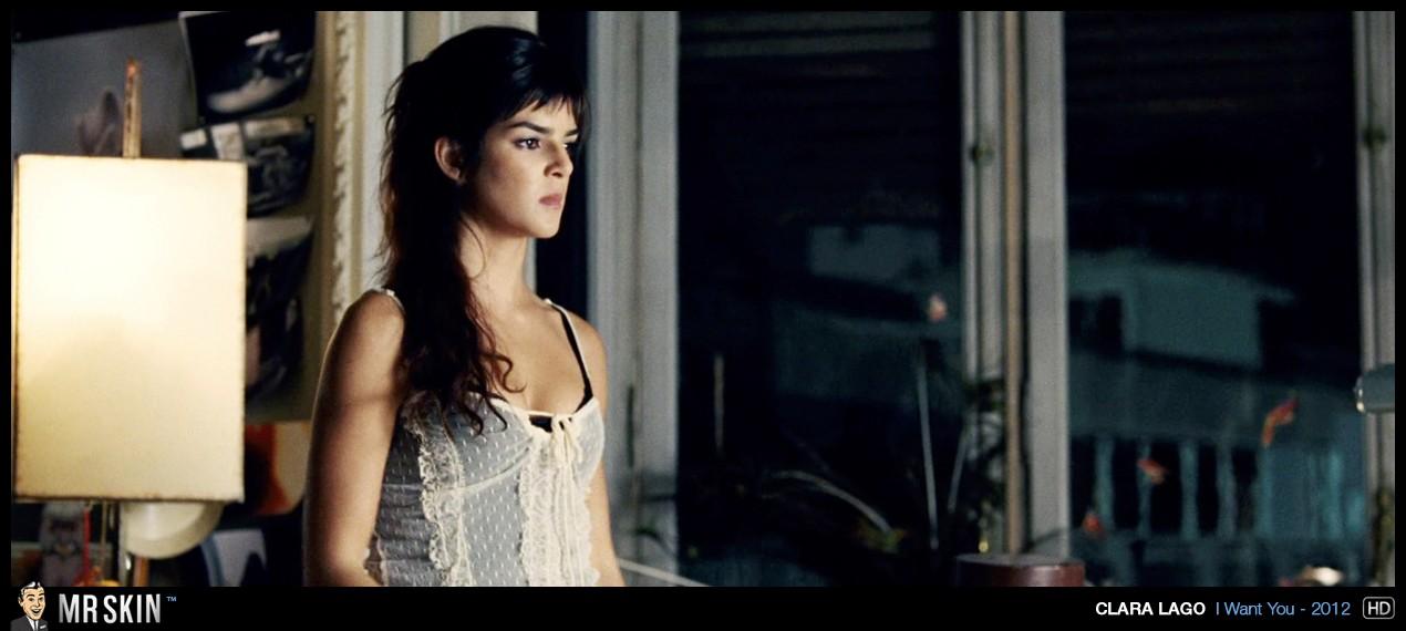 Clara Lago xxx vídeos