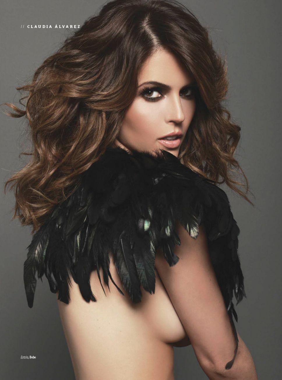 Claudia Alvarez caliente