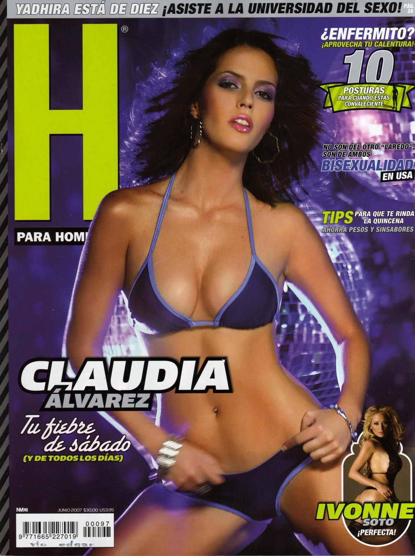 Claudia Alvarez culo
